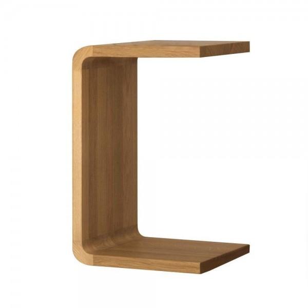 Nachttisch aus Massivholz von Zeitraum Waitress
