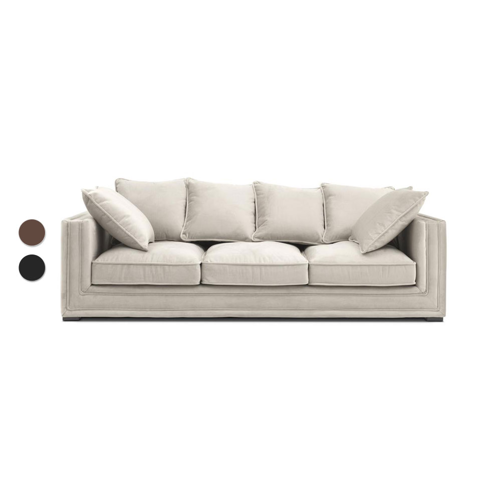 Beige Sofas - Die Couch für jeden Wohnstil