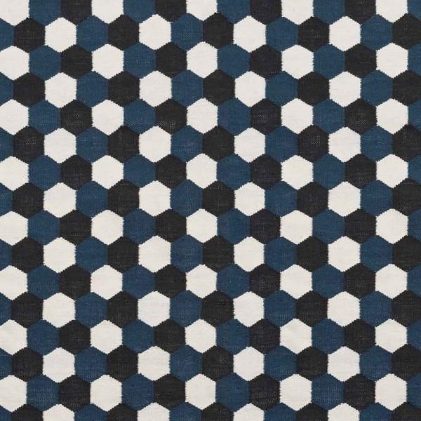 """Brita Sweden Outdoor-Teppiche """"Tiles"""" in Blau"""