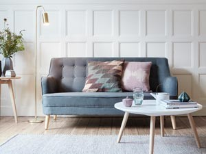 Design polsterm bel for Sofa grau skandinavisch