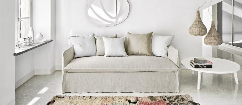 So fresh and clean - Die 6 besten Hausmittel gegen unschöne Flecken bei Polstermöbeln
