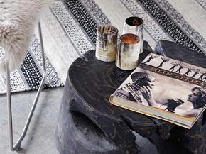 ... Fernweh Keine Chance: Exotische Teppiche, Möbel Im Kolonialstil Und  Orientalisch Angehauchte Accessoires Lassen Sich Wunderbar Miteinander  Kombinieren.