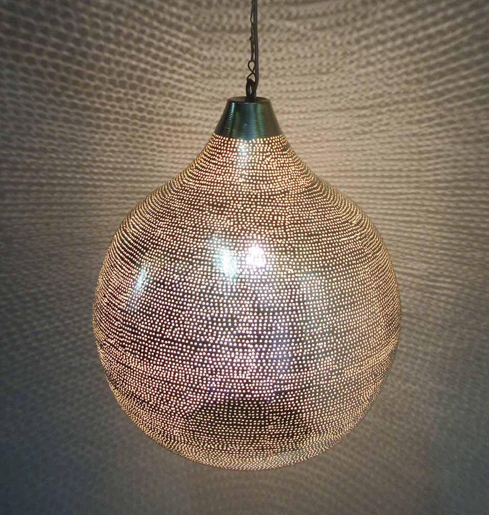 Emejing Lampe Orientalisch Silber Photos - Kosherelsalvador.com ...