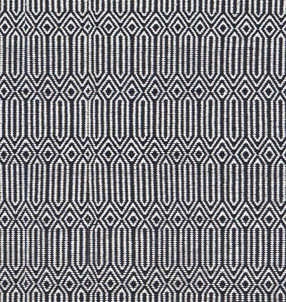 milanari baumwollteppich braid schwarz wei ebay. Black Bedroom Furniture Sets. Home Design Ideas